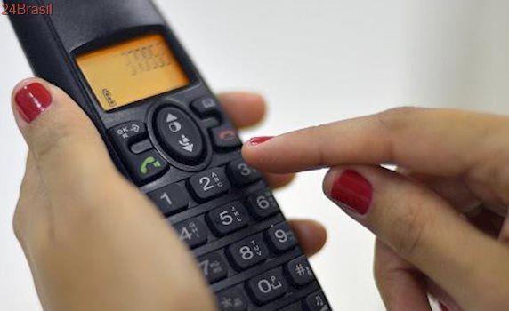 Anatel aprova reajuste de 1,33% nas chamadas de telefones fixos para celulares