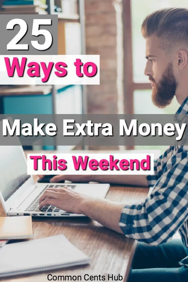 25 REALISTIC Ways You Can Make Extra Money This Month. – Money Saving Tips