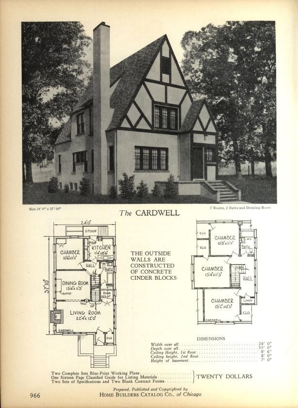 526 Best Old House Plans Images On Pinterest