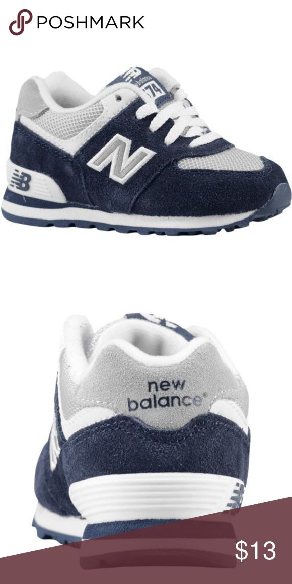 New Balance Kids Shoe Okay conditions, color has faded a little, has very minor stains. New Balance Shoes Sneakers