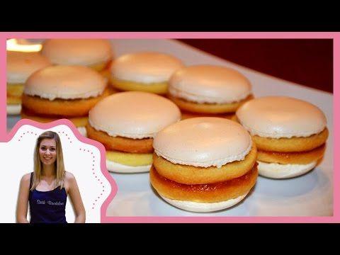 Non-plus elkészítése recepttel - Sütik Birodalma - YouTube
