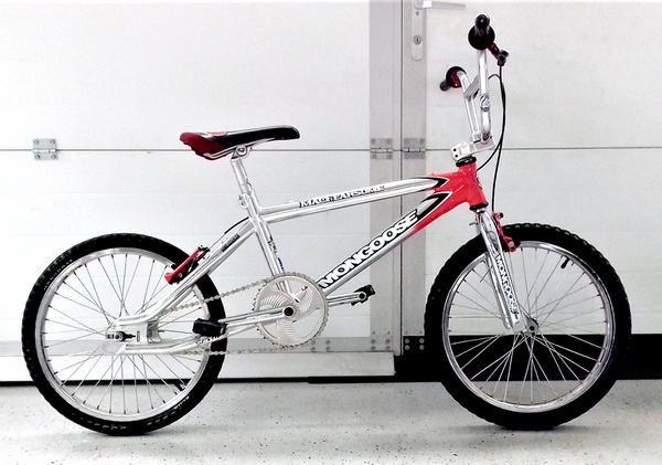 1998 Mongoose MacFearsome - BMXmuseum com | O/s BMX