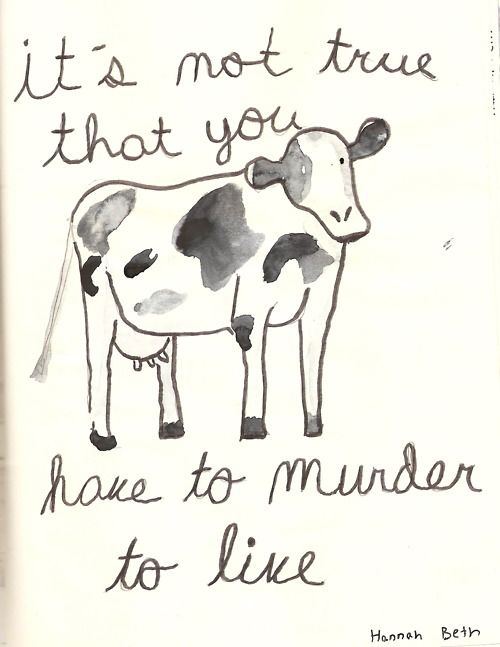 I love this simple drawing and this simple, true message.