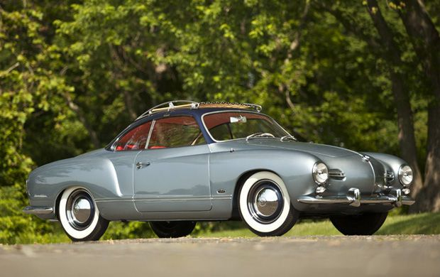 "Karmann Ghia - someday I get another one of these and ""restore"" it"