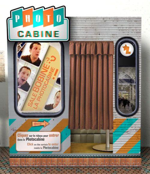 Poppytalk: La PhotoCabine
