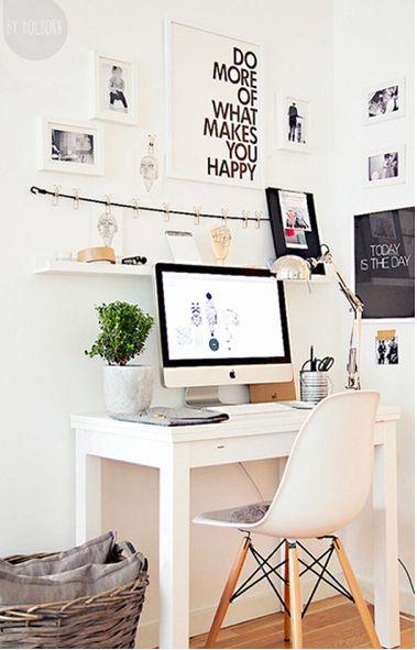 die besten 25+ kleiner schreibtisch schlafzimmer ideen auf, Wohnzimmer