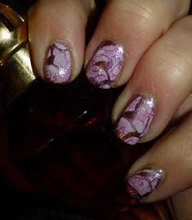 Double Process Nail Stamping