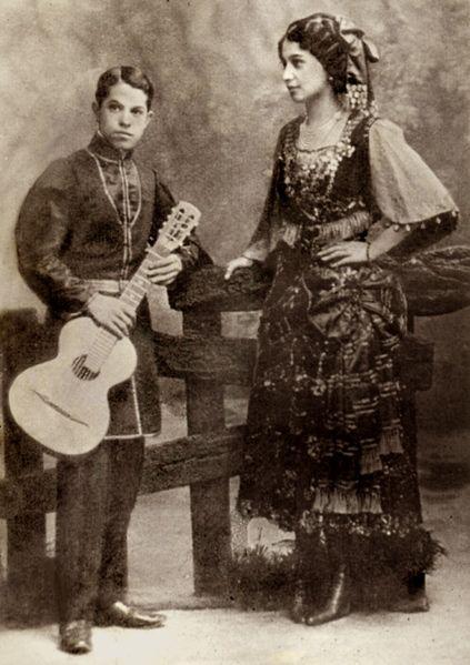 Romanian+Gypsies | Russian Gypsies' choir, stage costume