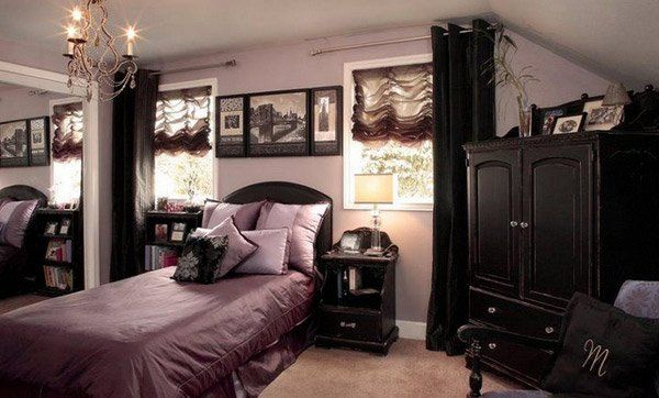 15 Gorgeous Gothic Bedroom Ideas Bedroom Vintage Chic Bedroom