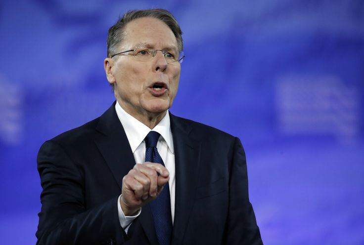 ICYMI: NRA's Wayne LaPierre: 'Elites' don't care about school safety