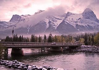 Canmore, Alberta  It's just so darn beautiful!