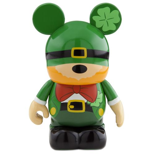 Around The World Ireland Vinylmation to be released on Friday July 23rd at select Disney Stores Nationwide!