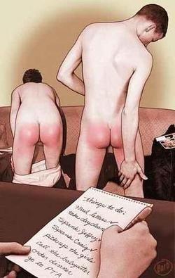 Strip dance and masturbate