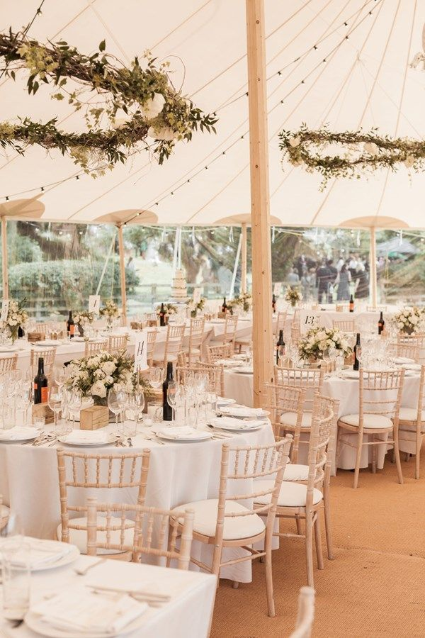 wedding reception venues north yorkshire%0A Real Wedding  A Summer Wedding with a Jenny Packham Wedding Dress  Marquee  decorations