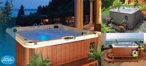 Cal Spas Hot Tubs, Spas and Swim Spas for Sale - Home Resort Hot Tubs