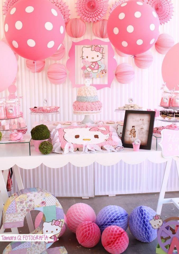 Best 25 Hello kitty birthday theme ideas on Pinterest Hello
