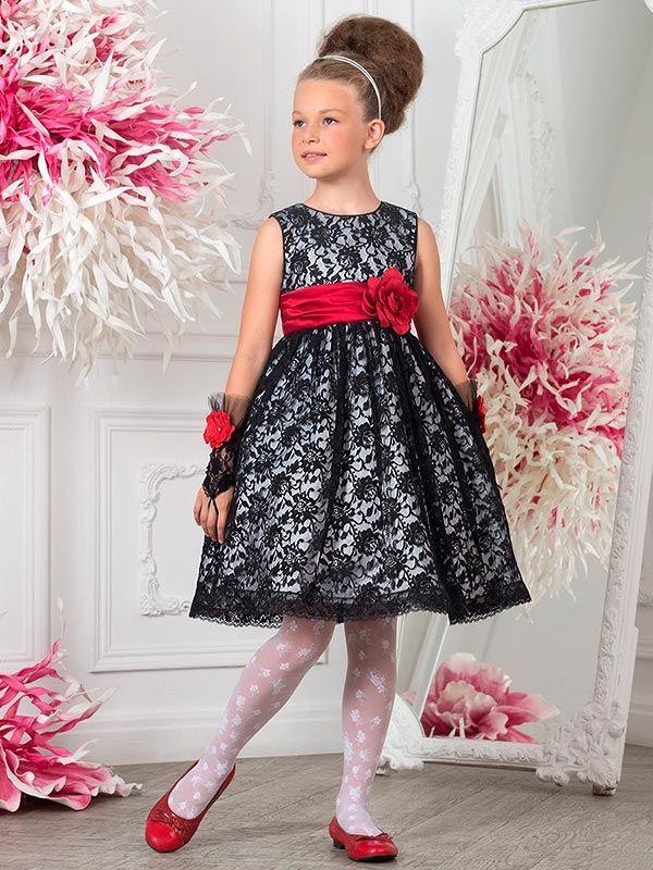 """Праздничное платье для девочки """"Дженна"""", Перлитта Charmante, (Perlitta)"""