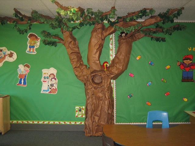 Classroom Decor Tree : Best images about classroom tree display ideas on
