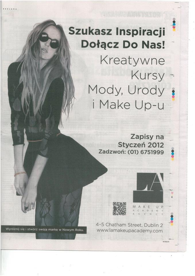 LA featured in Polish Newspaper Gtos Nasz