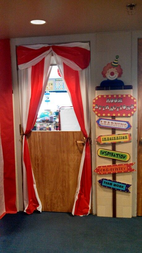 School doorway to classroom...ideas from other pins incorporated.