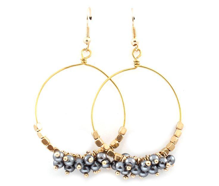 1000 Ideas About Gold Chandelier Earrings On Pinterest