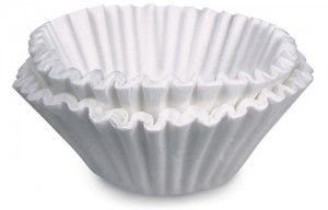 Coffee filters, 25 uses