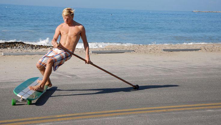Hamboards Original Longboard Skate-Surf Deck Review