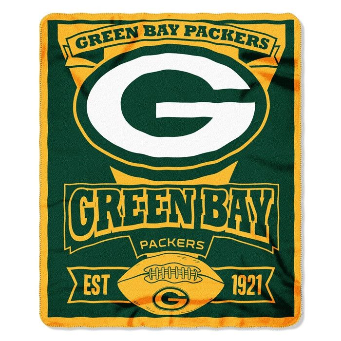Use this Exclusive coupon code: PINFIVE to receive an additional 5% off the Green Bay Packers NFL Marquee Fleece Throw at SportsFansPlus.com