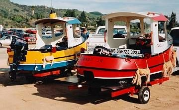 Mini Tugboat Plans, Wooden Boat Plans, Tugboats, Boat Building for the Home Builder