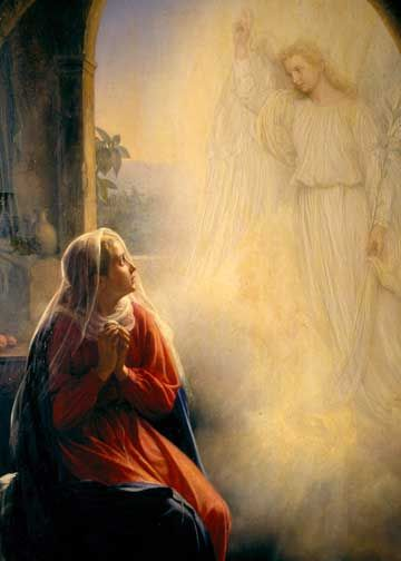 This scriptural rendition of the Joyful Mysteries of the Rosary takes you back to journey with Jesus and Mary in Nazareth, Bethlehem, and Jerusalem!