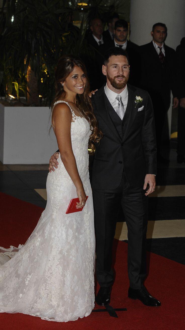 Las 110 mejores fotos de la boda de Lionel Messi y Antonela Roccuzzo