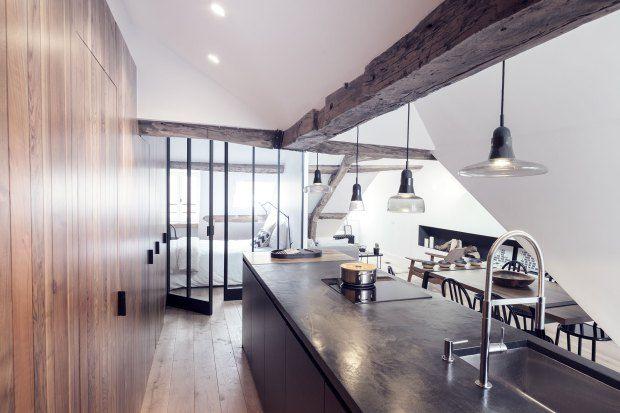 Margaux Beja appartement - cuissine