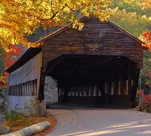 Albany Covered Bridge. Check out Southwest's Fall Fare Sale and book your trip!