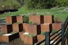armeringsjärn trädgård