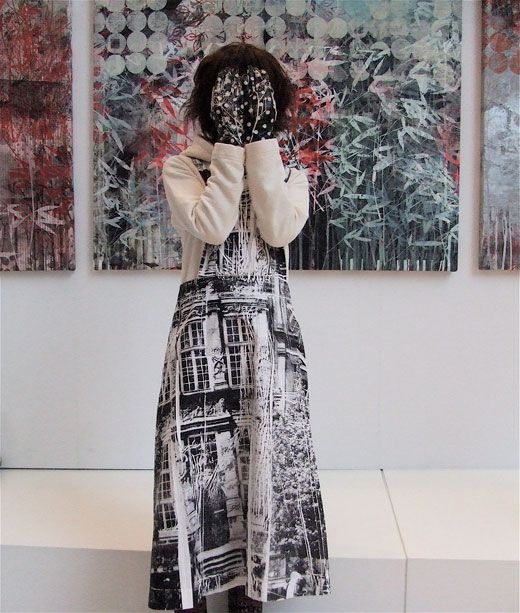Fashion Collaboration with Hitomi Iketani and Spacecraft