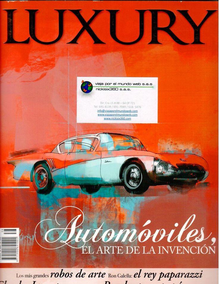 Revista Luxury Edición Nº 38