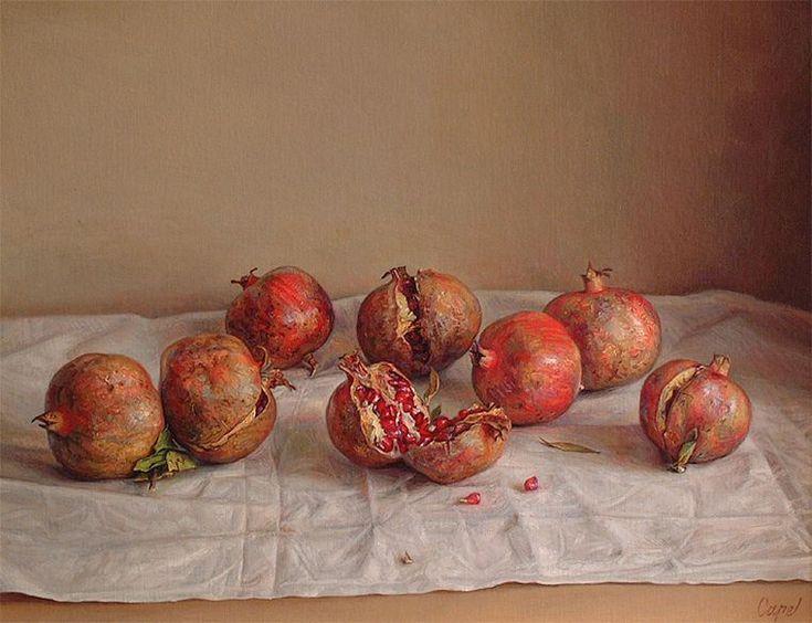Claudio Bravo (Chile, 1936-Marruecos, 2011).