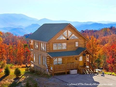 62 best pigeon forge cabins 1 bedroom images on pinterest for Smoky mountain cabins on the water