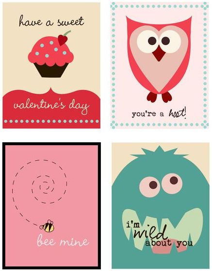 17 Best images about Valentines Day – How to Make Valentine Cards for School