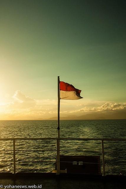 Still Indonesian National Flag