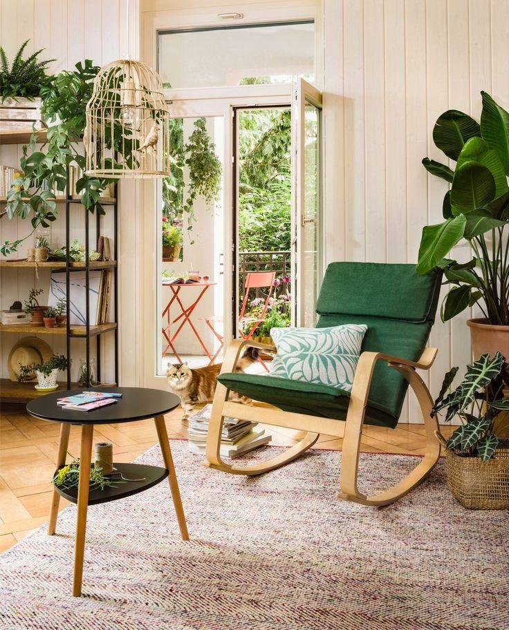 Micasa Wohnzimmer mit Sessel LUX