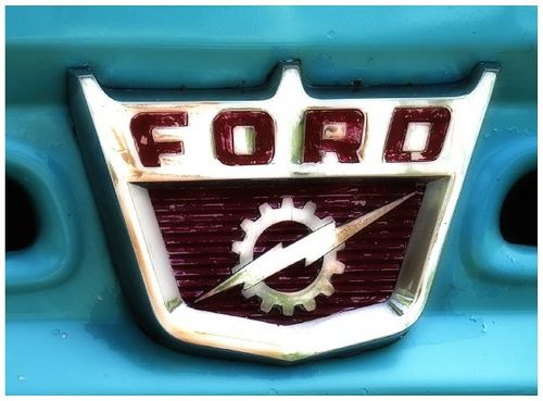 Old Ford Logo