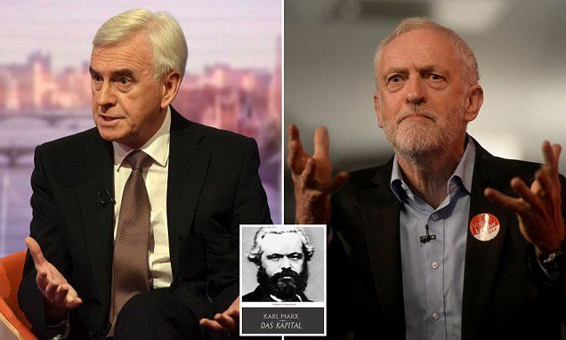 Remember the Titanic ??John McDonnell hints he and Jeremy Corbyn will stay