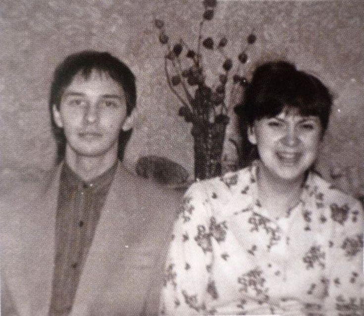 Эдмунд Шклярский с супругой