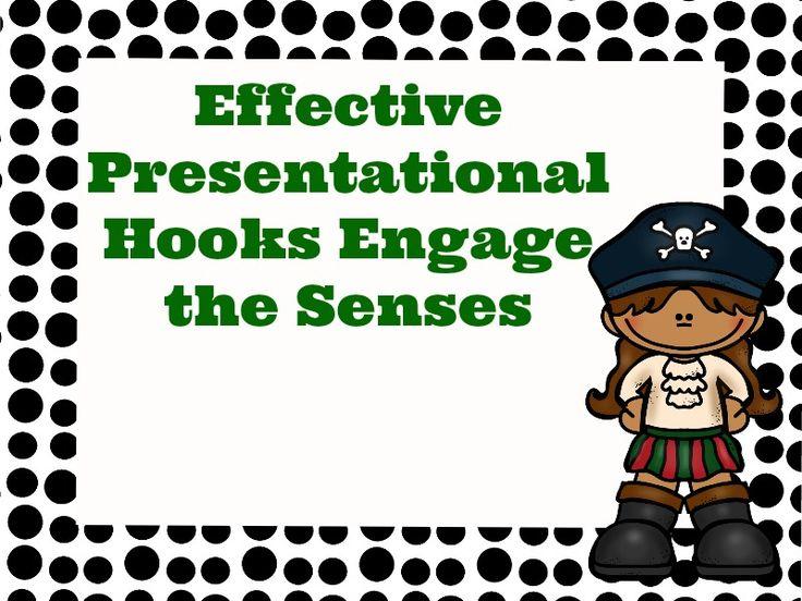 Teach Like a Pirate Book Study: A Crash Course in Presentational Hooks
