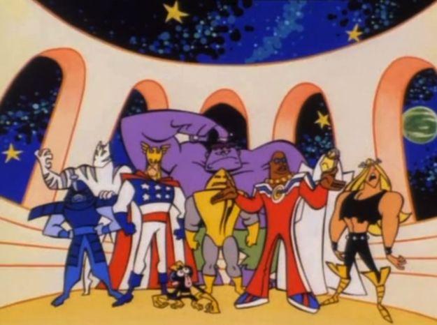 Probablemente conociste a los Amigos de la Justicia antes que a los Avengers. | 32 Momentos de Cartoon Network que te harán preguntarte cómo viven los niños de ahora