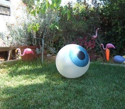 Image result for yoga eye ball