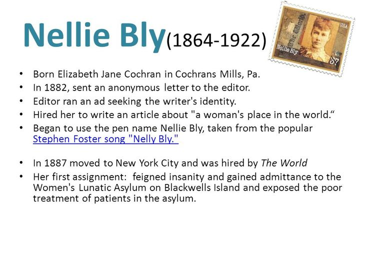 Nellie bly on pinterest the asylum what is suffrage and article nellie bly on pinterest the asylum what is suffrage and article on womens rights fandeluxe Image collections