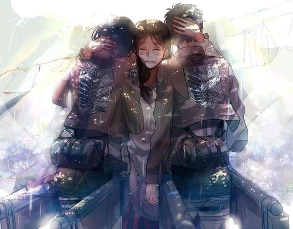 Shingeki no Kyojin - MANGA - Lector - TuMangaOnline
