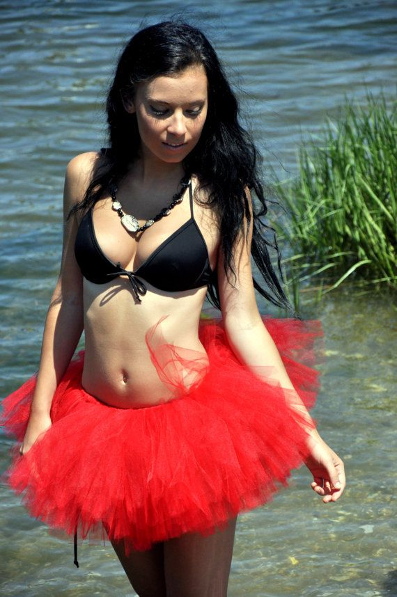 Hey, I found this really awesome Etsy listing at https://www.etsy.com/listing/204639335/adult-red-tutu